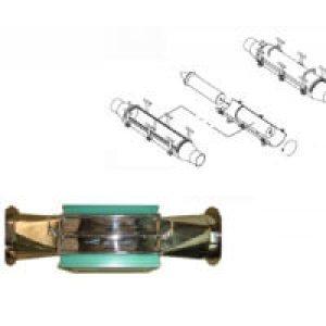 Separadores para transporte neumático