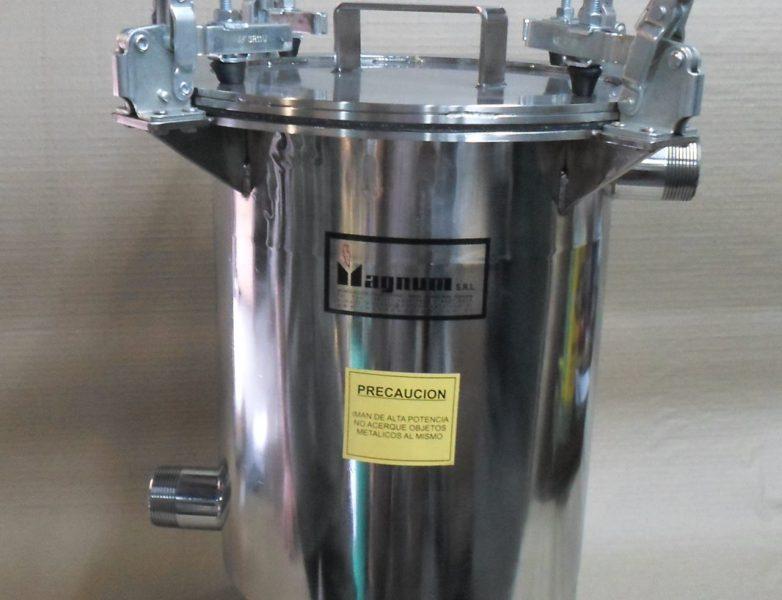 Imanes Permanentes Filtros para liquidos
